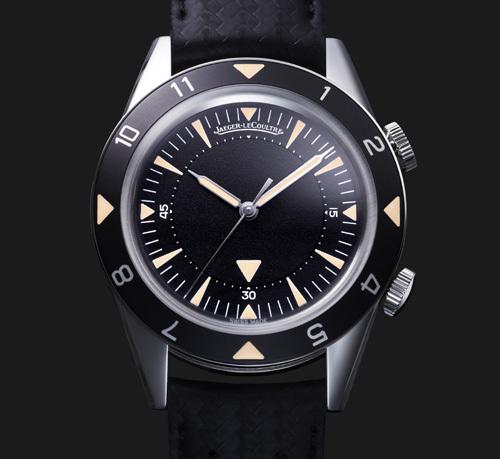 Memovox Tribute to Deep Sea, modèle européen