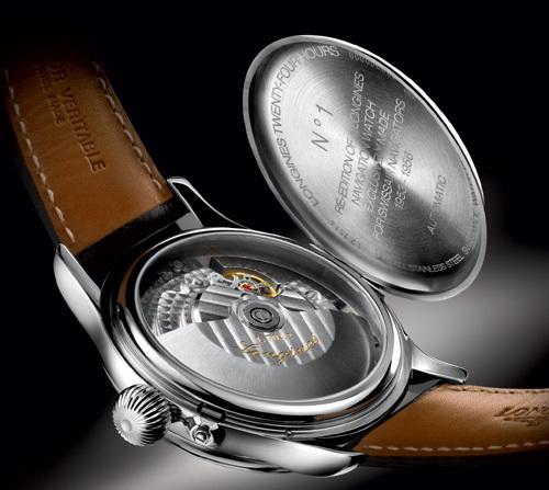 Longines Twenty-Four Hours : réédition de la montre des pilotes de la célèbre Swissair