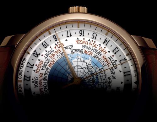 Vacheron Constantin Patrimony Traditionnelle Heures du Monde : toutes les heures du monde au poignet