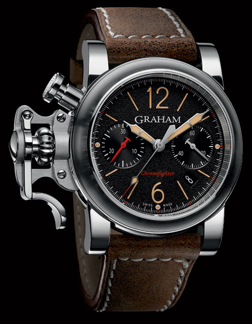Chronofighter Fortress Graham : retour en vol