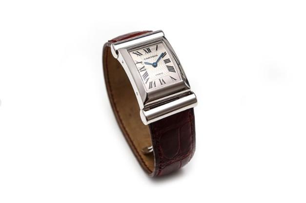 Cartier Driver 150th anniversary white gold