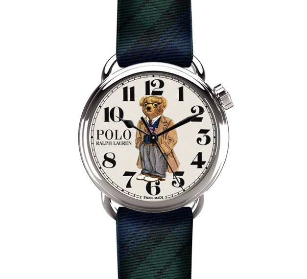 Ralph Lauren Polo Bear watch