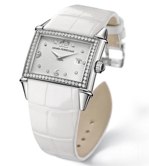 Girard-Perregaux Vintage 1945 Lady : la compagne idéale de votre compagne...