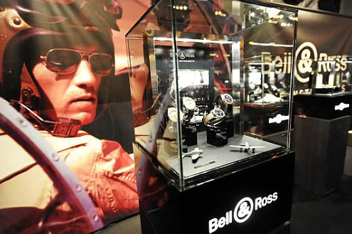 Bell & Ross partenaire de la 26ème édition du Festival Automobile International