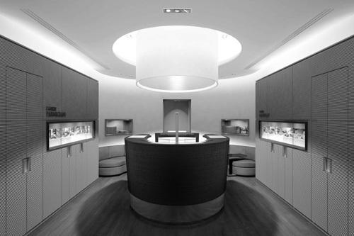 Atelier Parmigiani à Istanbul, copyright CACO