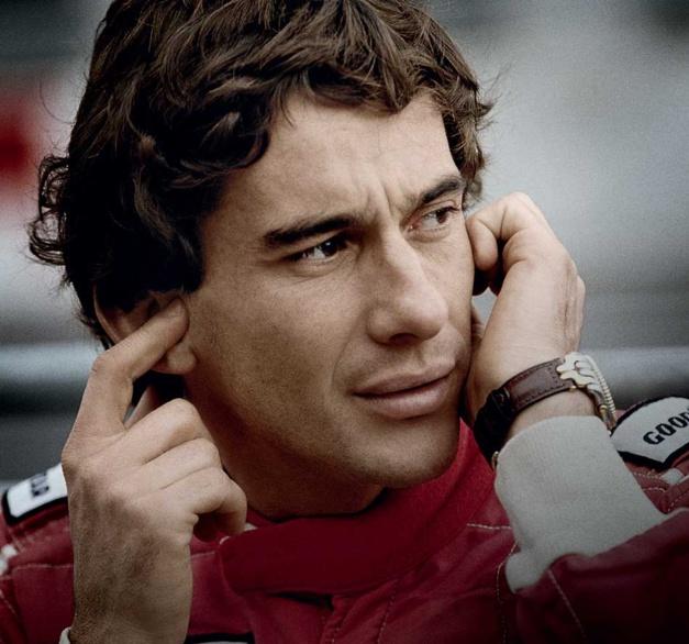 TAG Heuer Carrera Heuer 02 Edition Spécial Ayrton Senna