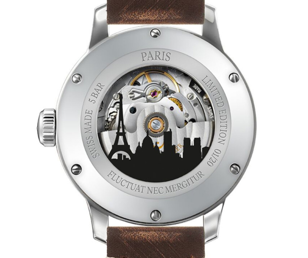 MeisterSinger City Edition : la montre city-break