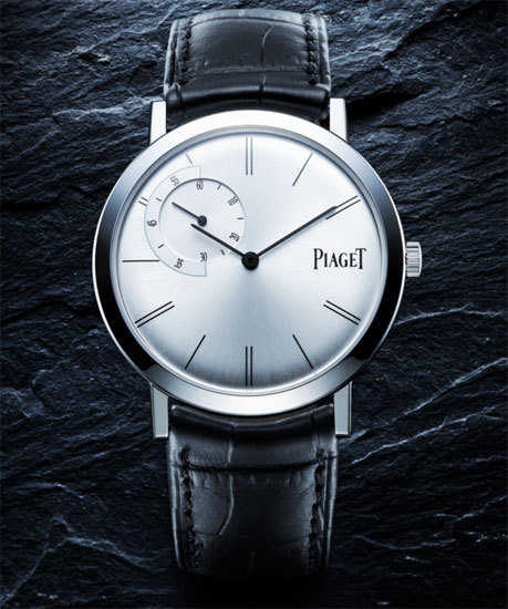 Piaget Altiplano : extra-plat depuis 1957