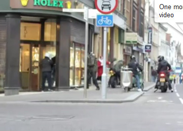 Northampton : le braquage d'une bijouterie de luxe échoue grâce à l'intervention d'une grand-mère