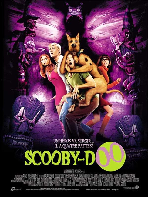 Scooby-Doo, DR