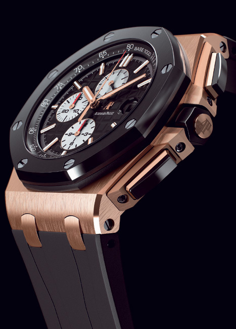 Audemars Piguet : fabuleuse évolution de l'incontournable Royal Oak Offshore…