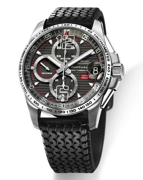 Chopard présente ses montres de sport à l'occasion d'une vente aux enchères Bonhams