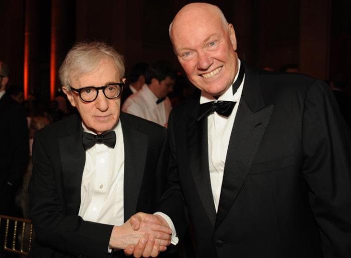 Woody Allen et Jean-Claude Biver