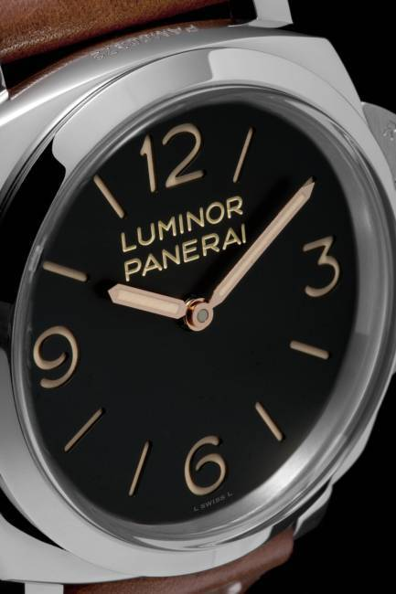 Officine Panerai Luminor 1950 3 Days - 47mm : efficacité et sobriété
