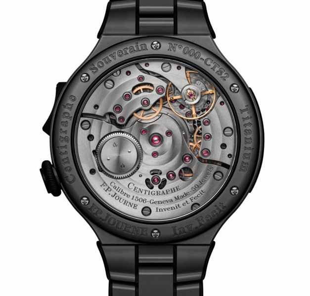 FP Journe Centigraphe Sport back