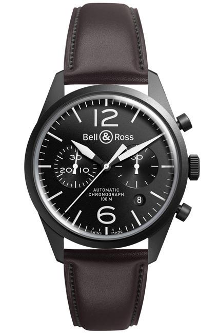 Bell & Ross Vintage Original Carbon : suite logique