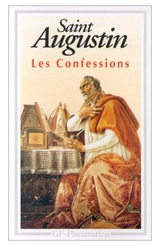 Les Confessions de Saint Augustin, DR Flammarion