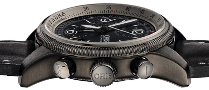 Oris Big Crown X1 Calculator : montre supersonique !