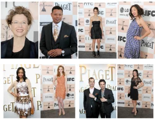 Piaget célèbre la 26ème cérémonie des Spirit Awards