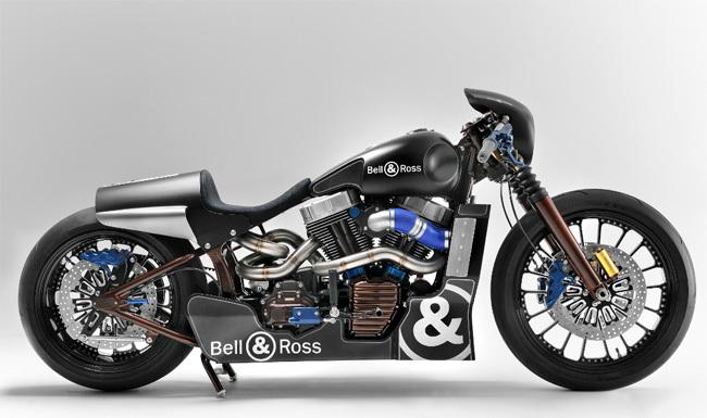 Harley Davidson Nacsafe Racer Bell & Ross