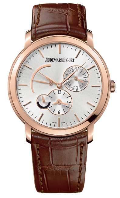 Audemars Piguet Double Fuseau Horaire Jules Audemars : Business Class