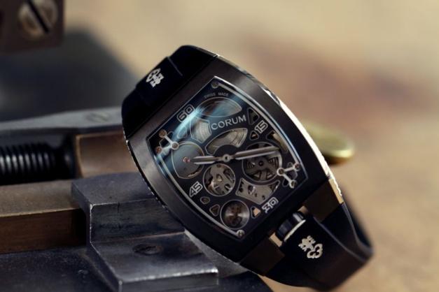 Corum Heritage Lab 01 : une sportive horlogère d'avant-garde