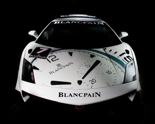 Blancpain Endurance Series : Blancpain poursuit son engagement dans le monde des courses GT