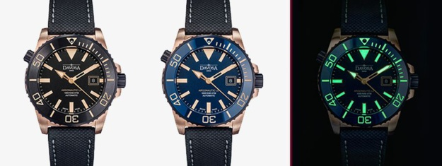 "Davosa Argonautic Bronze : une ""bronzo"" à moins de 1.200 euros"