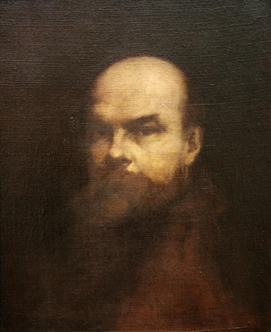Paul Verlaine par Edouard Chantalat (Musée de Metz)
