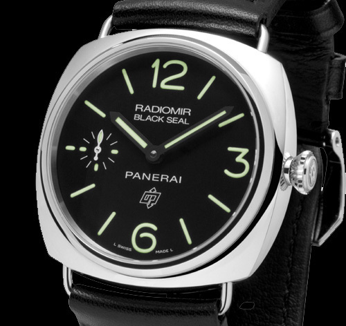 Panerai Radiomir Blackseal Logo - 45 mm