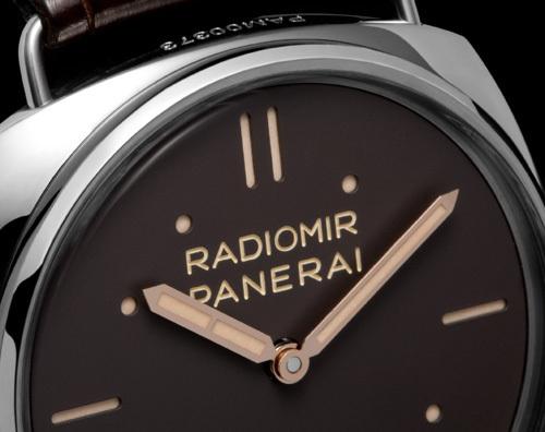 Radiomir Officine Panerai 3 Days Platino - 47 mm : très belle… et très rare !