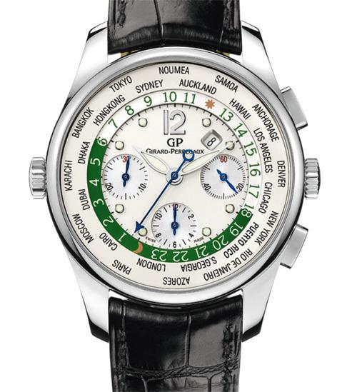 Girard-Perregaux soutient la vente aux enchères Christie's Green Auction