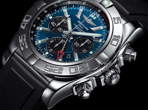 Breitling Chronomat GMT : le chrono globe-trotter