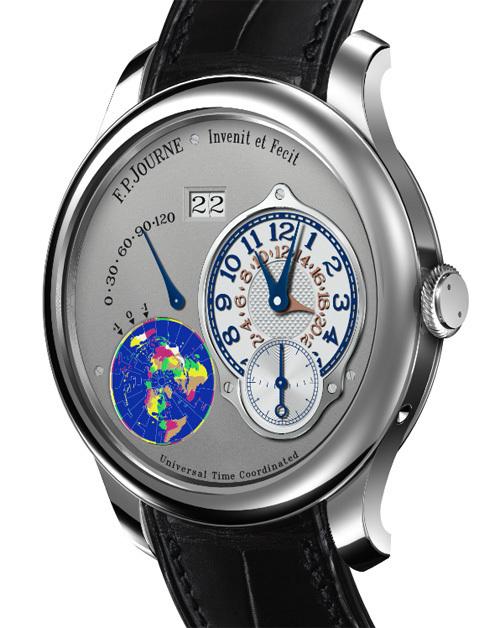 F.P. Journe Octa UTC : Temps Universel Coordonné