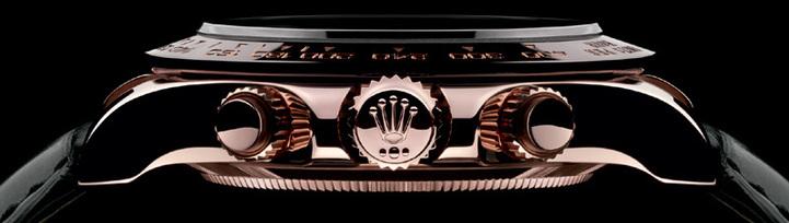 Rolex Oyster Perpetual Cosmograph Daytona : de la bakélite à la céramique…