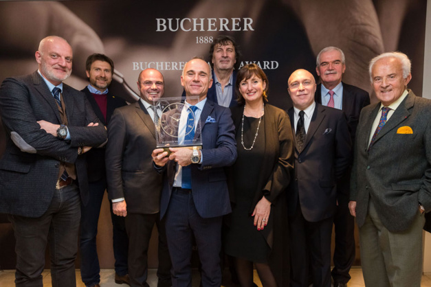 Bucherer Watch Award 2018