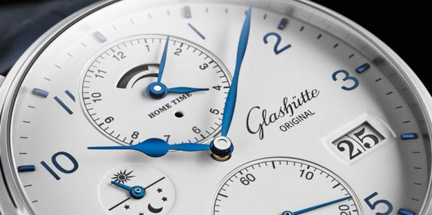 Glashütte Original Cosmopolite : pour voyageurs élégants