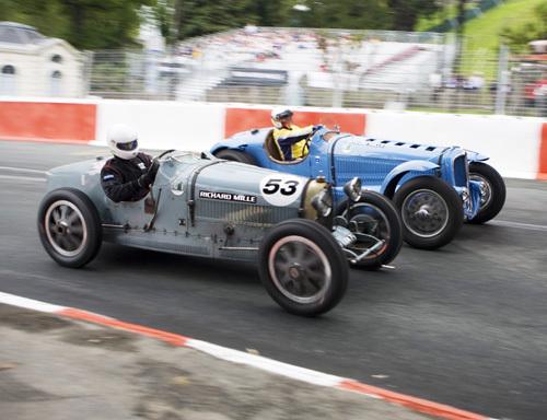 Richard Mille : partenaire principal des Grands Prix de Pau 2011