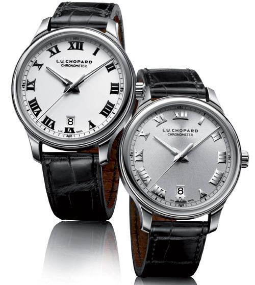 Chopard L.U.C 1937 : deux nouvelles montres à l'élégance intemporelle