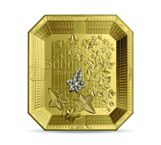 Boucheron et Monnaie de Paris