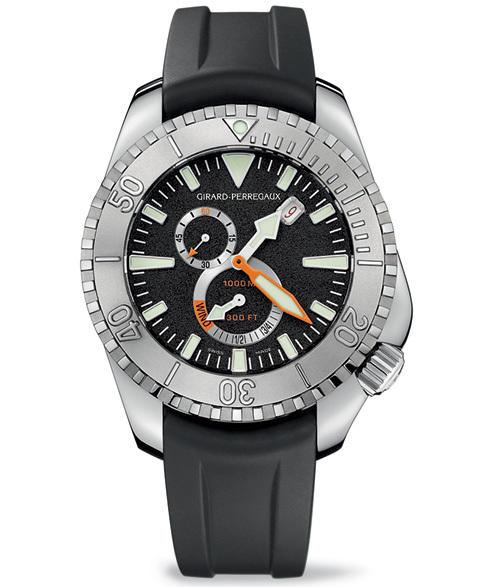 Girard-Perregaux Sea Hawk Pro 1.000 m : pure plongeuse