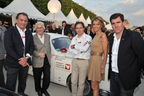 Tour Auto 2011 : Audemars Piguet lance les chronos
