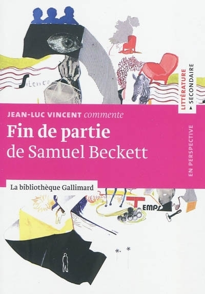 Fin de partie, copyright Gallimard