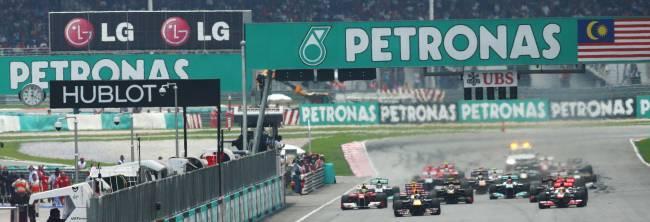 Grand Prix de Shanghai : Hublot présente sa Formula 1 King Power Céramique