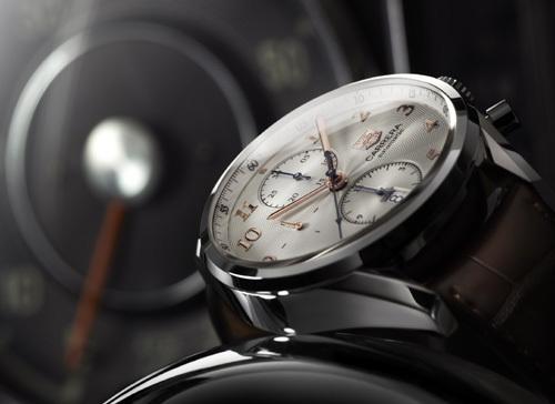 TAG Heuer : présentation de la collection Carrera Heritage