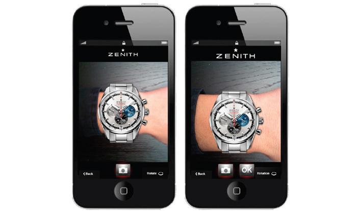 Zenith : un site spécialement dédié aux smartphones et une application iPhone