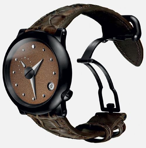 BVX : la montre mixte de Bottega Veneta