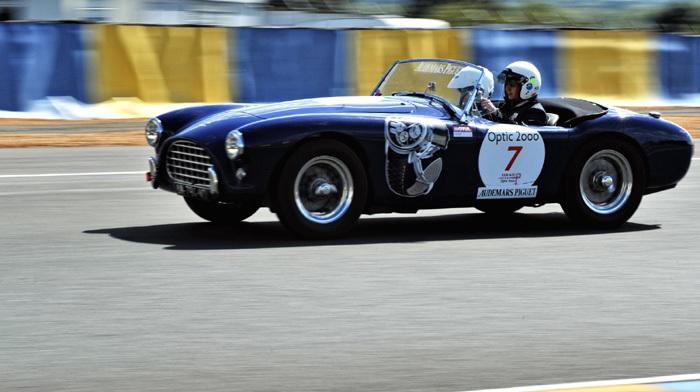 Tour Auto 2011 crédit photo Christopher Hibbert
