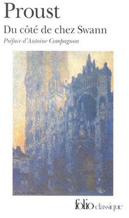 Du côté de chez Swann, copyright Folio Gallimard