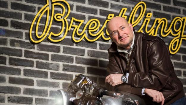 Breitling : le point avec Georges Kern, l'homme du changement